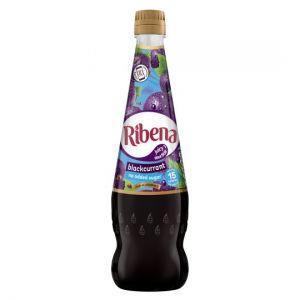 Ribena No Added Sugar Blackcurrant 850ml