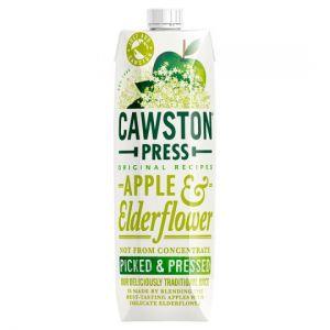 Cawston Press Apple and Elderflower Juice 1 Litre