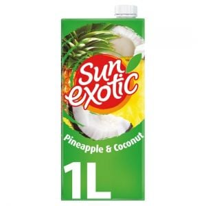 Sun Exotic Still Pineapple & Coconut Water Juice 1 Litre