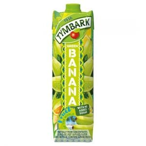 Tymbark Green Banana Juice 1 Litre