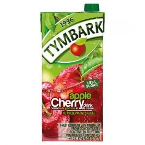 Tymbark Cherry & Apple Nectar Drink 2L