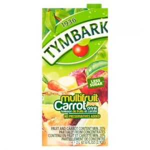 Tymbark Multifruit Drink 2 Litre