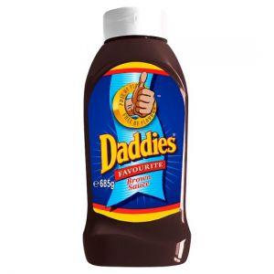 Daddies Brown Sauce 685g