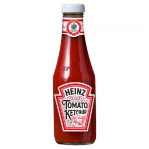 Heinz Tomato Ketchup Bottle 342g