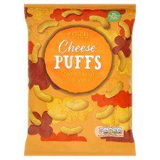 Tesco Cheese Puff Snacks 150g