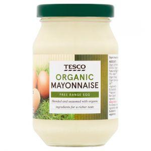 Tesco Organic Mayonnaise 250ml