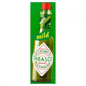 Tabasco Mild Green Pepper Sauce 57ml