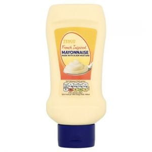 Tesco French Mayonnaise Squeezy450ml