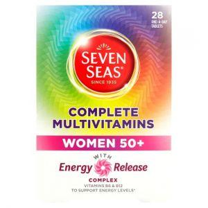 Seven Seas Women Complete Mvits 28 Tablets