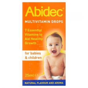 Abidec Multivitamins Drops 25ml