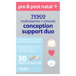 Tesco Conception Duo 30+30