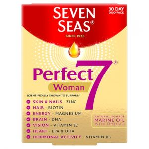 Seven Seas Perfect7 Woman 30 Tablets and Capsules