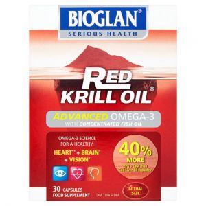Bioglan Red Krill 30'S