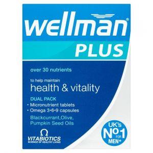 Wellman Plus Omega 369 Tablets X56