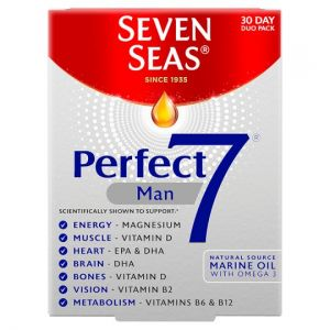 Seven Seas Perfect7 Man 30 Tablets and Capsules