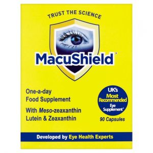 Macushield Original 90'S Capsules One A Day