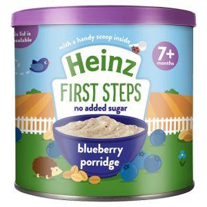 Heinz Cereal Blueberry Oaty Porridge 240g