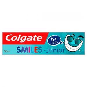 Colgate Smiles Junior 6 Years Plus Toothpaste 50ml