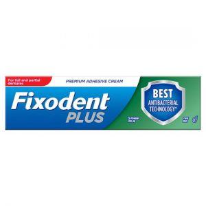 Fixodent Plus Dual Denture Adhesive Cream 40g