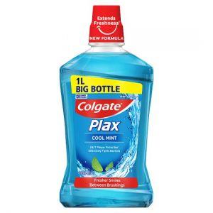 Colgate Plax Cool Mint Blue Mouthwash 1Ltr