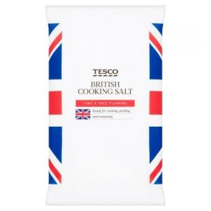 Tesco Cooking Salt 3kg