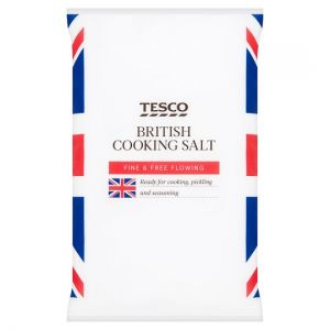 Tesco Cooking Salt 1.5kg