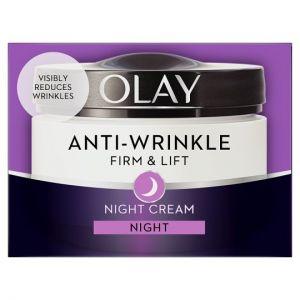 Olay Anti Wrinkle Firm & Lift Night Moisturiser 50ml