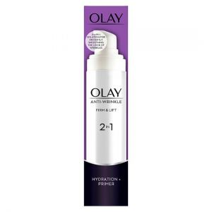 Olay Anti Wrinkle Firm and Lift Moisturiser and Primer 50ml