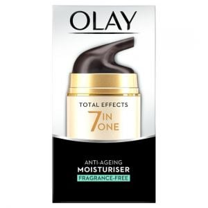 Olay Total Effects Anti-Aging Fragrance Free Moisturiser 50ml