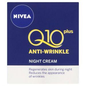 Nivea Anti Wrinkle Q10 Plus Night Creme 50M