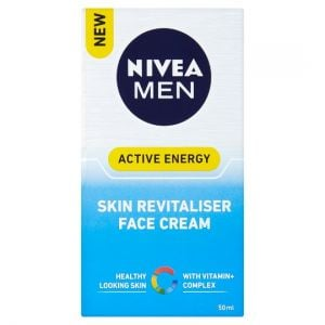 Nivea Men Q10 Skin Energy Moisturiser 50ml