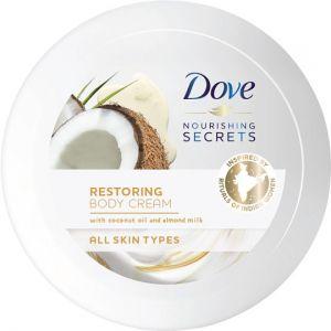 Dove Nourishing Coconut Oil Restoring Body Lotion 250ml
