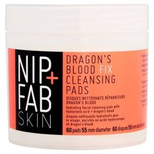 Nip+Fab Dragons Blood Cleansing Fix 60 Pads