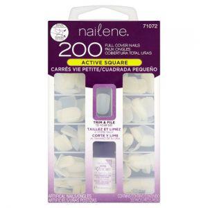 Nailene 200 Nail Active Length Square 71072