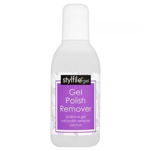 Stylfile Gel Polish Remover 140ml