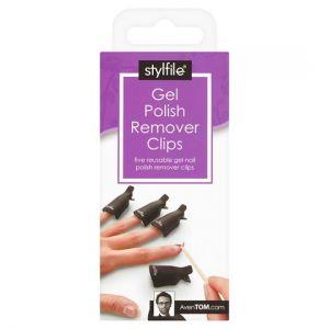 Stylfyle Gel Polish Remover Clips