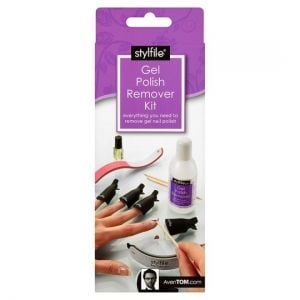 Stylfile Gel Polish Remover Kit