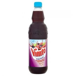 Vimto No Added Sugar Squash 1 Litre