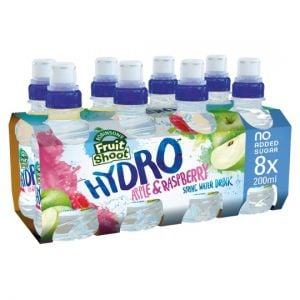 Fruit Shoot Hydro Apple & Raspberry 8X200ml