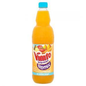 Vimto Remix Mango Strawberry Pineapple Squash 1L