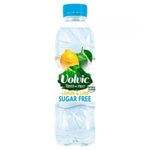 Volvic Touch Of Fruit Lemon and Lime Sugar Free 500ml