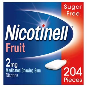 Nicotinell Fruit Gum 2Mg 204S
