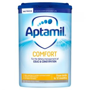 6 x Aptamil Comfort Milk Powder 800g - Including Delivery to China