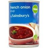 Sainsbury's French Onion Soup 400g