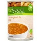 Sainsbury's Be Good to Yourself Root Vegetable Soup 400g