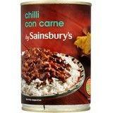 Sainsbury's Chilli Con Carne 400g