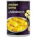 Sainsbury's Chicken Korma 400g