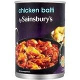 Sainsbury's Chicken Balti 400g