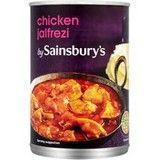 Sainsbury's Chicken Jalfrezi 400g