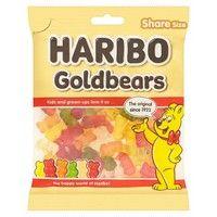 Bulk Buy Box 12 x 140g Haribo Goldbears